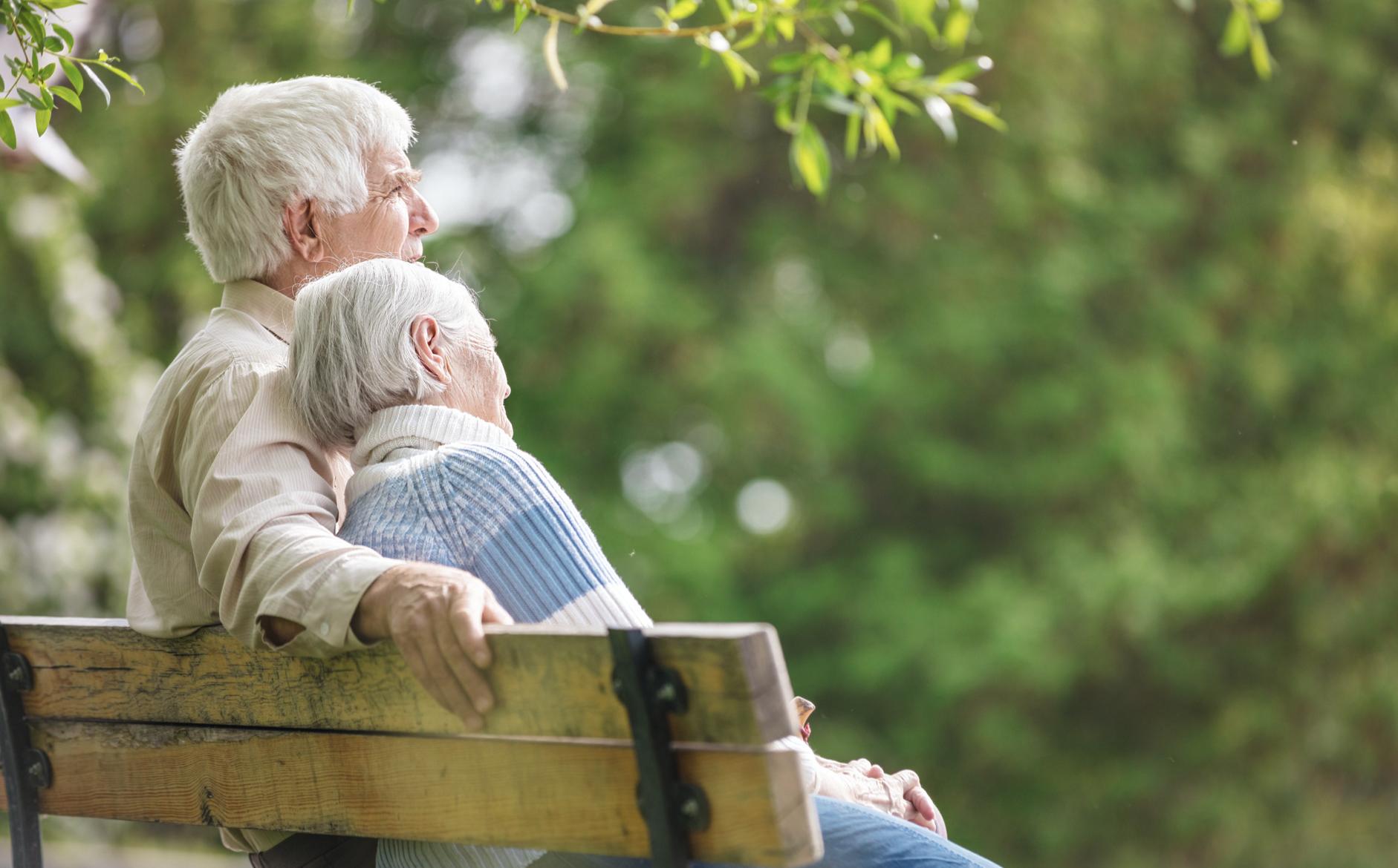 Vanhustyön tapaaminen
